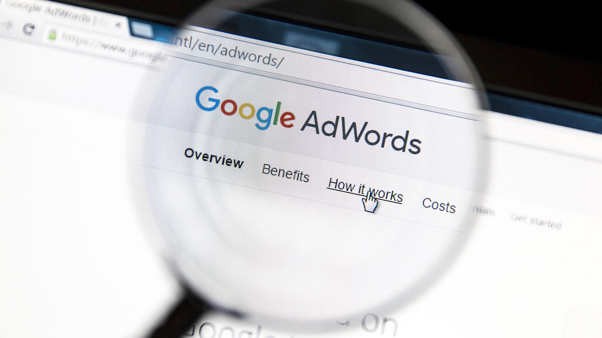 google adwords Charleroi Montignies-le-Tilleul